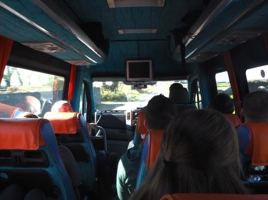 Finn McCools Tour Bus