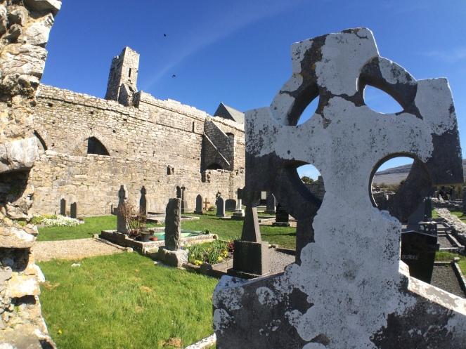 Kilmacduagh Abbey